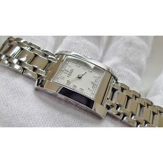 FENDI - FENDI フェンディ  女性用 クオーツ腕時計 電池新品 B2363メ