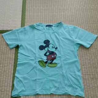 ビームス(BEAMS)のBeams mini  ミッキーマウスティシャツ(Tシャツ/カットソー)