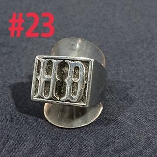 HDシルバー リング#23(リング(指輪))