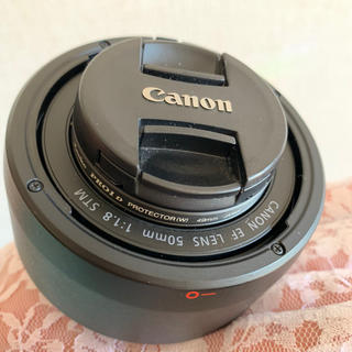 Canon - Canon 単焦点レンズ EF50mm F1.8 STM