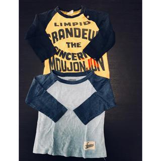 ムージョンジョン(mou jon jon)のムージョンジョン チェロキー ラグラン80サイズ(Tシャツ)