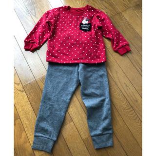 GU - GUのミニー柄パジャマ