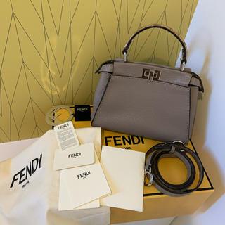 FENDI - FENDI❤︎セレリアミニピーカブー コルダ