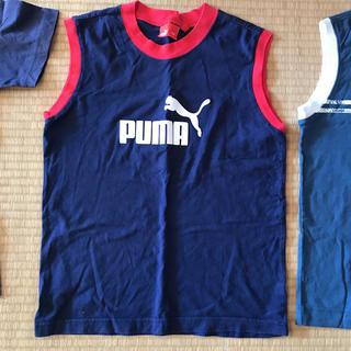 プーマ(PUMA)のプーマ   ノースリーブ Tシャツ2枚(Tシャツ/カットソー)
