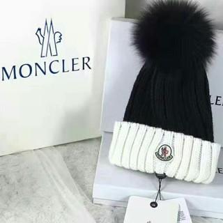 MONCLER -  MONCLER ニット帽/ビーニー