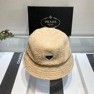 プラダ(PRADA)のprada  帽子(ニット帽/ビーニー)