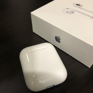 アップル(Apple)のグリンピース様専用 エアーポッズ (ヘッドフォン/イヤフォン)