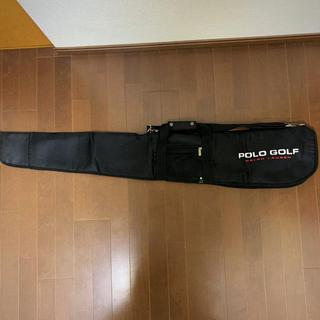 ポロラルフローレン(POLO RALPH LAUREN)のPOLO  ラルフローレン ゴルフキャディバッグ 美品、❣️(バッグ)
