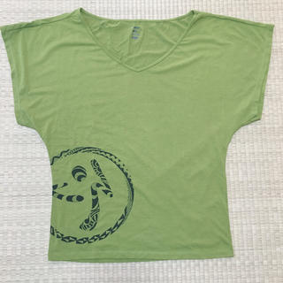 Zumba - ZUMBA®︎  Tシャツ グリーン系 M/L