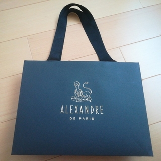 アレクサンドルドゥパリ(Alexandre de Paris)のアレクサンドルドュパリ ショッパー、カタログセット(その他)