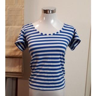 moussy - マウジーボーダーTシャツ