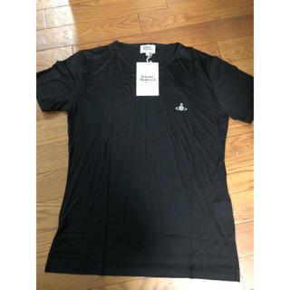 Vivienne Westwood - 新品タグ付きヴィヴィアンウエストウッド半袖Tシャツ44・ブラック