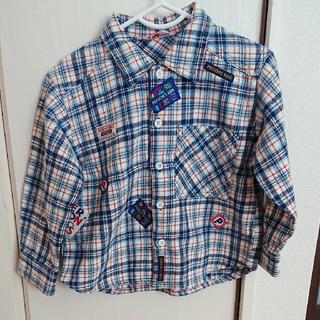 パーソンズキッズ(PERSON'S KIDS)の【PERSON,S KIDS】長袖シャツ 100cm(Tシャツ/カットソー)