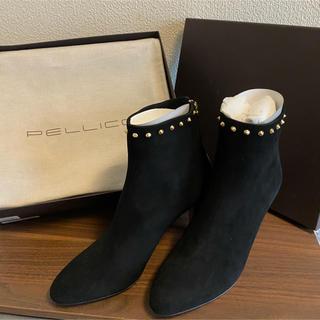 PELLICO - ペリーコ スタッズブーツ