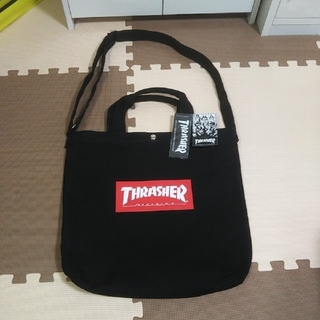 THRASHER - 【新品未使用】スラッシャー ショルダーバッグ プリントトートショルダーバッグ