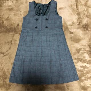 COMME CA ISM - コムサイズム フォーマルジャンパースカート