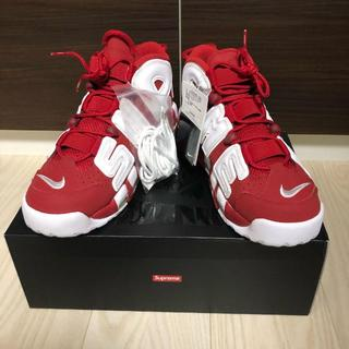 Supreme - Supreme NIKE AIR MORE UPTEMPO