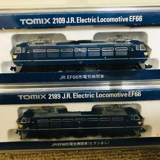 トミー(TOMMY)の超美品☆TOMIX EF662両纏めて「あさかぜ、なは、富士、彗星」牽引用に☆(鉄道模型)