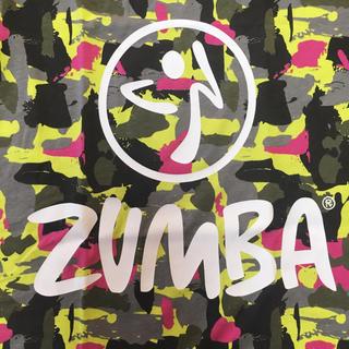 Zumba - ZUMBA®︎  Tシャツ 迷彩
