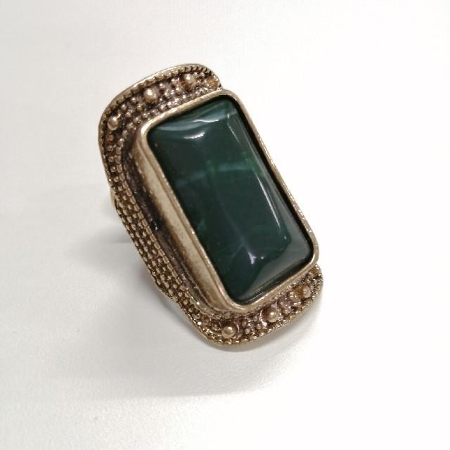 18号 指輪 リング アンティーク調 ヴィンテージ風 メンズのアクセサリー(リング(指輪))の商品写真