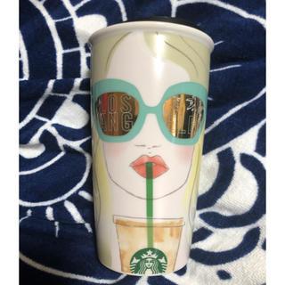 スターバックスコーヒー(Starbucks Coffee)のスターバックス LA 陶器タンブラー(タンブラー)