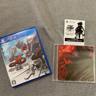 PlayStation4 - 【中古美品】 PS4 イースⅨ モンストルム・ノクス