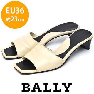 Bally - バリー レザー ミュール サンダル EU36約23cm)