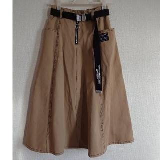 lovetoxic - Lovetoxic ベルト付きスカート