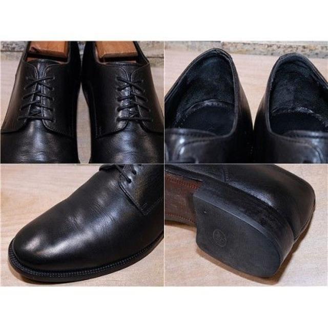 Cole Haan(コールハーン)のコールハーン プレーントゥドレスシューズ 黒 2929,5cm メンズの靴/シューズ(ドレス/ビジネス)の商品写真