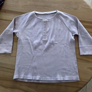 ベルメゾン(ベルメゾン)のベルメゾン  7分袖Tシャツ  未使用(Tシャツ(長袖/七分))