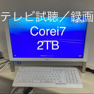 富士通 - 富士通パソコン 富士通 デスクトップ