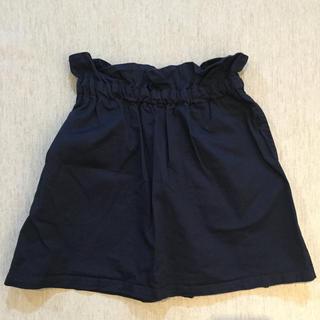 ユニクロ(UNIQLO)の【UNIQLO】スカート  110(スカート)