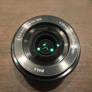 SONY - 【ジャンク品】ソニー  Eマウント用レンズ  16-50mm SELP1650
