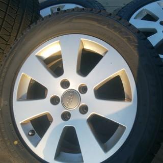 BRIDGESTONE - 205/55/16 スタッドレスタイヤ