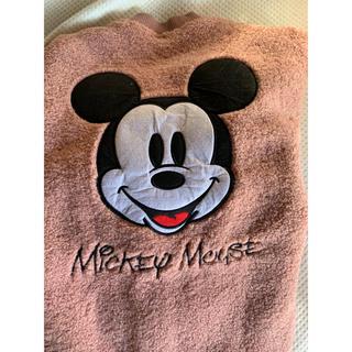 ディズニー(Disney)のミッキー ボアブルゾン ピンク(ブルゾン)