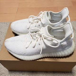 adidas - yeezy boost 350 triple white 27