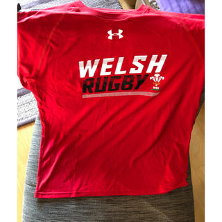 UNDER ARMOUR - WELSH RUGBY Tシャツ