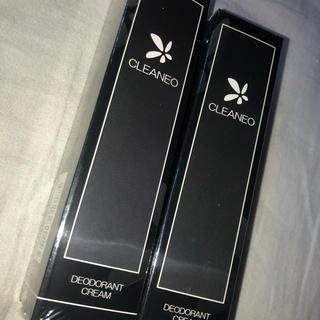 クリアネオ 2本セット(制汗/デオドラント剤)