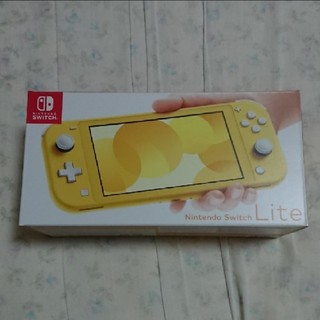 Nintendo Switch - Nintendo Switch Lite イエロー