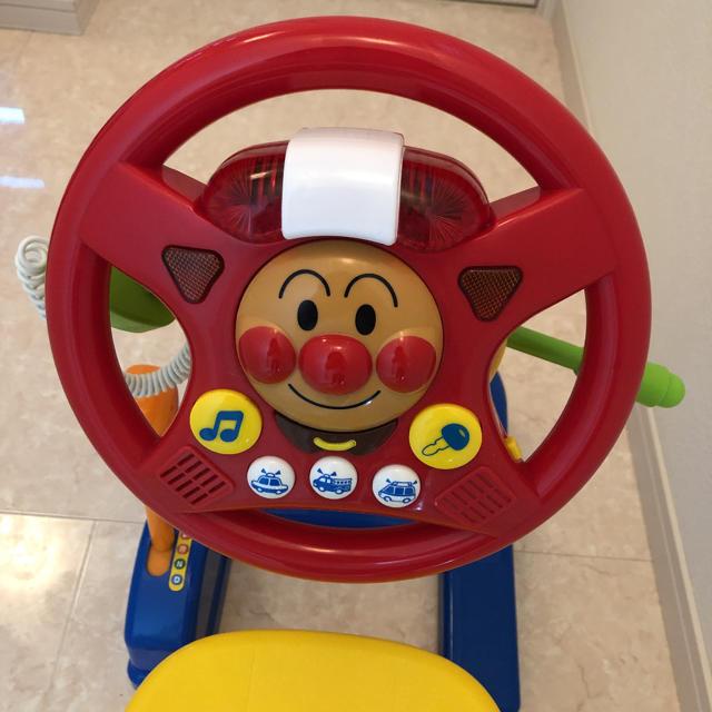 アンパンマン(アンパンマン)のアンパンマン  ドライブ キッズ/ベビー/マタニティのおもちゃ(知育玩具)の商品写真