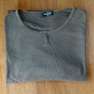 コムサイズム(COMME CA ISM)のカットソー(Tシャツ/カットソー(七分/長袖))