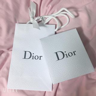 ディオール(Dior)のDior コスメプレゼント用梱包セット(ラッピング/包装)