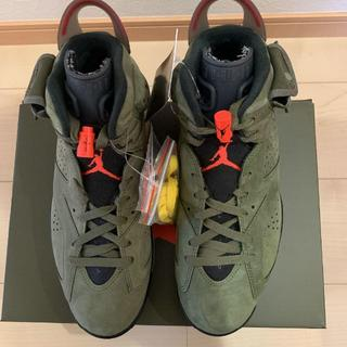 NIKE - Travis Scott NIKE AIR JORDAN 6 RETRO SP