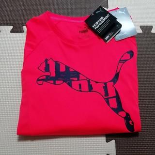 プーマ(PUMA)の新品タグ付き ☆ プーマ ロンT 160 ☆(Tシャツ/カットソー)