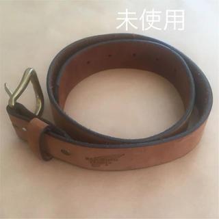 REDWING - 【未使用】レッドウィング 米国製 本革 ベルト 30インチ
