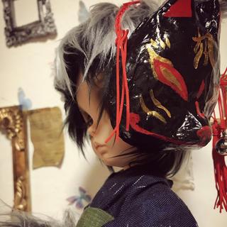 Takara Tomy - 狐男子、難あり部分確認画像