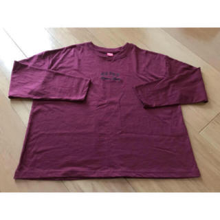 Disney - ミニー 90周年 ロングTシャツ