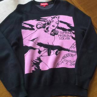 Supreme - 激安❗️supreme マリリンモンロー ニット セーター