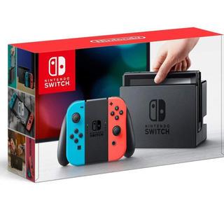 任天堂 -  Nintendo Switch 本体 (ニンテンドースイッチ)