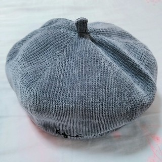 アニエスベー(agnes b.)のベレー帽♡♡♡(帽子)
